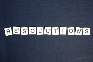 New Year's Resolutions from a Dentist