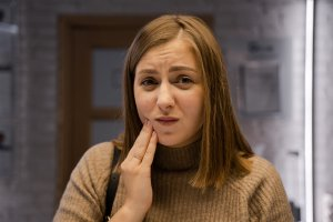 Toothache, mouth pain